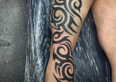 Full Tribal leg